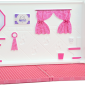 Set PipiDolly's hembra rosado