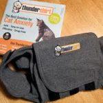 Thundershirt anti ansiedad gris