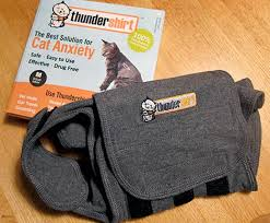 Thundershirt gris