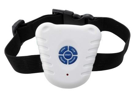 Collar antiladridos ultrasonido