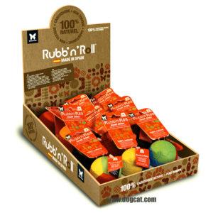 Rubb-n-roll-pelotas tricolores