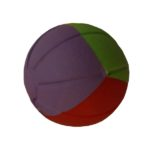 pelota-Rubb-n-roll-tricolor-5cm