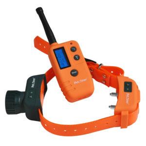 Collar entrenamiento con control remoto y beeper marca Petainer