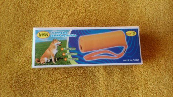 Repelente de perros CD100