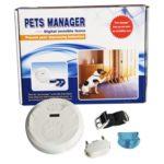 Petsmanager barrera inalámbrica para mascotas