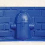 Grifo azul PipiDolly's